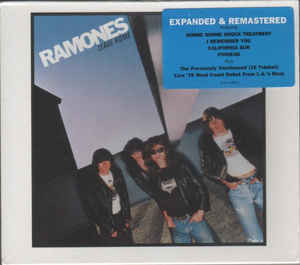 RAMONES Leave Home (2001 Reissue, Remastered) CD.jpg