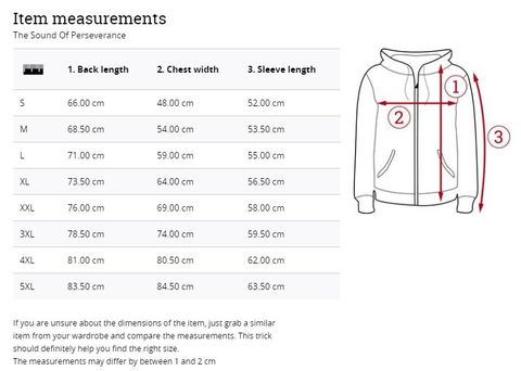 DEATH The Sound Of Perseverance Hooded zip3.jpg