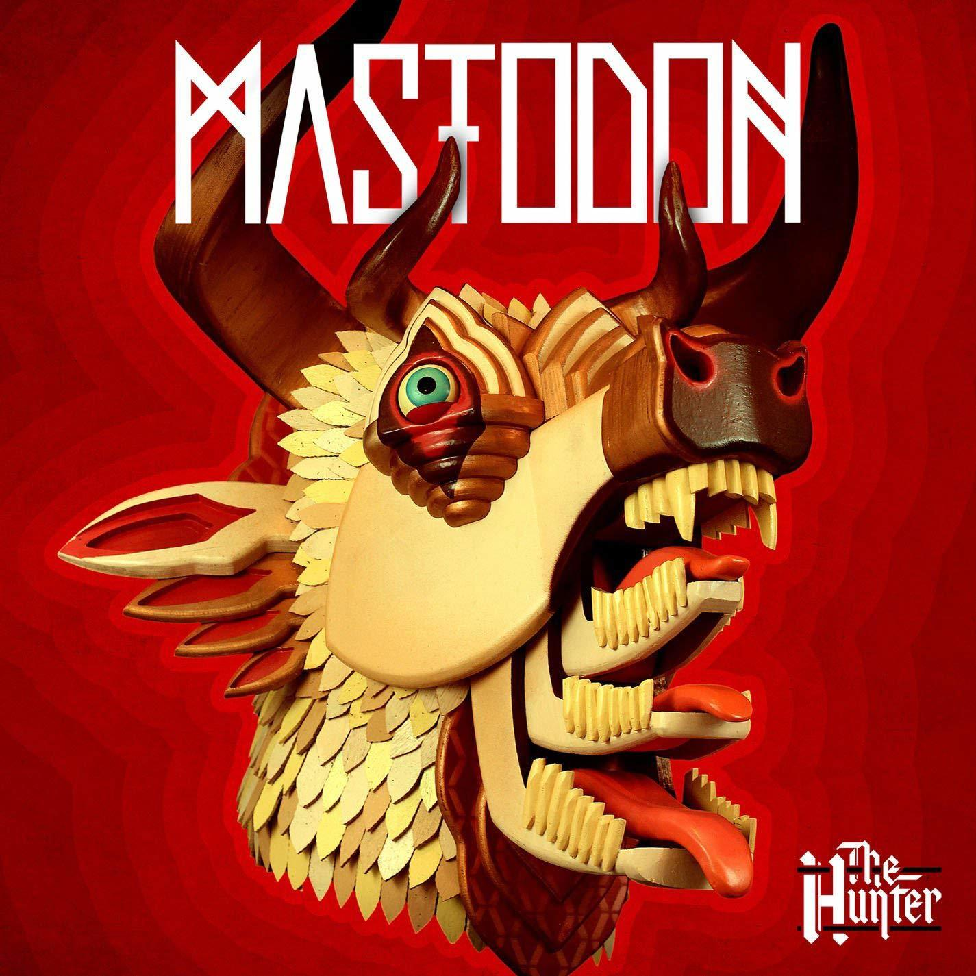 MASTODON The Hunter CD.jpg