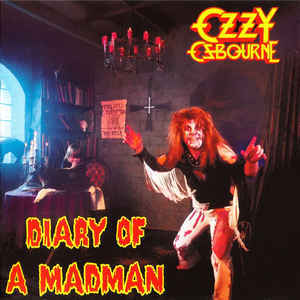 OZZY OSBOURNE Diary of a Madman (2011 Reissue, Remastered) LP.jpg