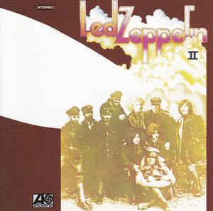 LED ZEPPELIN Led Zeppelin II CD.jpg