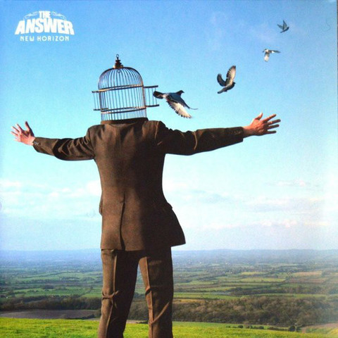 THE ANSWER New Horizon (Limited Edition, Mediabook) CD.jpg