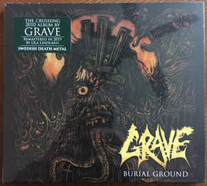 GRAVE Burial Ground (Limited Edition, Numbered, Reissue, Remastered) CD.jpg
