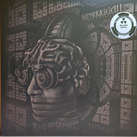 MESHUGGAH None (Limited Edition, Reissue, Remastered) LP.jpg