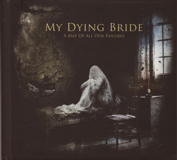 MY DYING BRIDE A Map Of All Our Failures (Limited Edition) CD + DVD.jpg