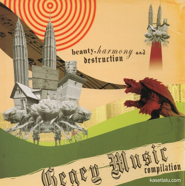GEGEY MUSIC COMPILATION Beauty, Harmony and Destruction CD.jpg