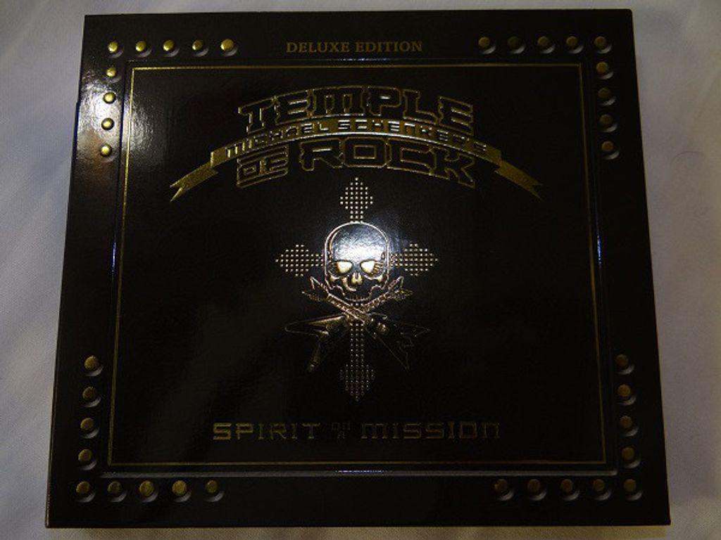MICHAEL SCHENKER'S TEMPLE OF ROCK Spirit On A Mission (Deluxe Edition, Digipak) CD.jpg