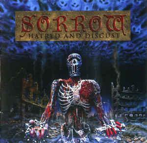 SORROW Hatred And Disgust Forgotten Sunrise (Compilation, Digipak) CD.jpg