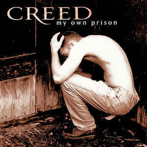 CREED My Own Prison CD.jpg