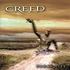 CREED Human Clay CD.jpg