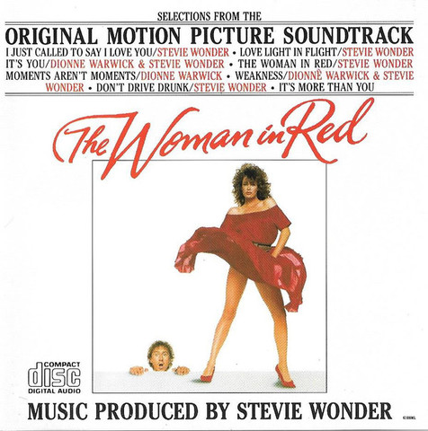 Stevie Wonder – The Woman In Red (Selections From The Original Motion Picture Soundtrack) CD.jpg