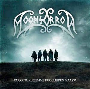 MOONSORROW Varjoina Kuljemme Kuolleiden Maassa CD.jpg