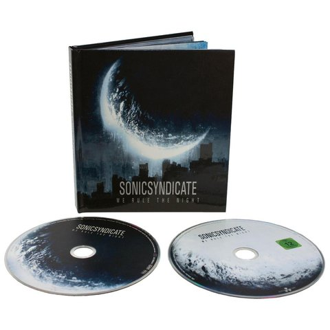 SONIC SYNDICATE We Rule The Night (digibook) CD + DVD.jpg