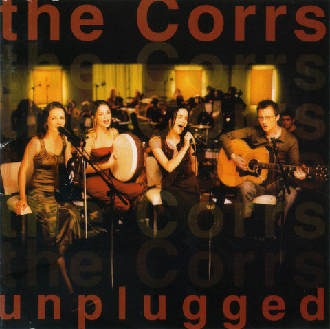 THE CORRS Unplugged CD.jpg