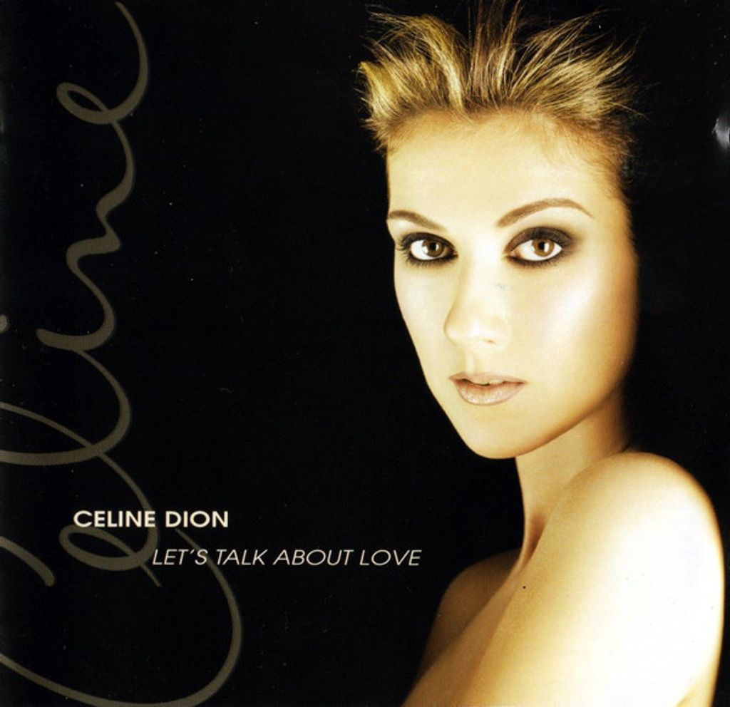 Celine Dion – Let's Talk About Love CD.jpg