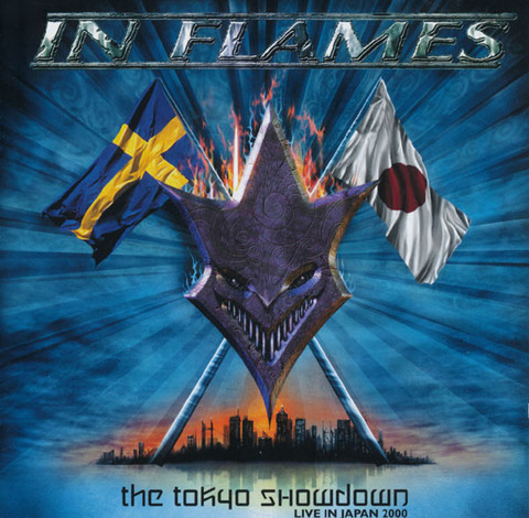 IN FLAMES The Tokyo Showdown - Live In Japan 2000 CD.jpg