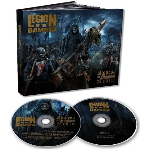 LEGION OF THE DAMNED Slaves Of The Shadow Realm (Mediabook) CD +DVD.jpg