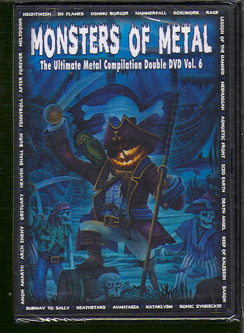 Various ‎– MONSTERS OF METAL (The Ultimate Metal Compilation Vol. 6) 2DVD.jpg