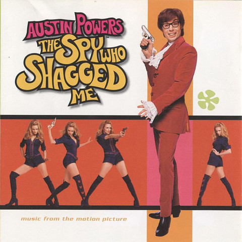 Various – Austin Powers - The Spy Who Shagged Me (Music From The Motion Picture) CD.jpg