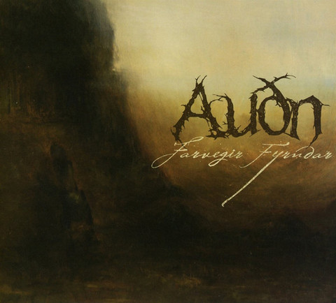 AUDN Farvegir Fyrndar (Limited Edition digipak) CD.jpg