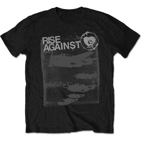 RISE AGAINST Formation Tshirt (Size L).jpg