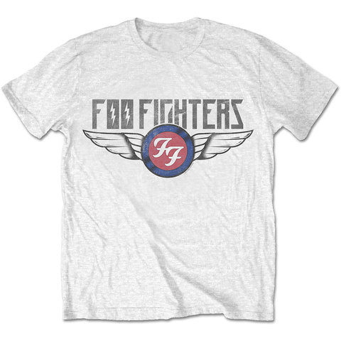 FOO FIGHTERS Flash Wings Tshirt (Size M).jpg