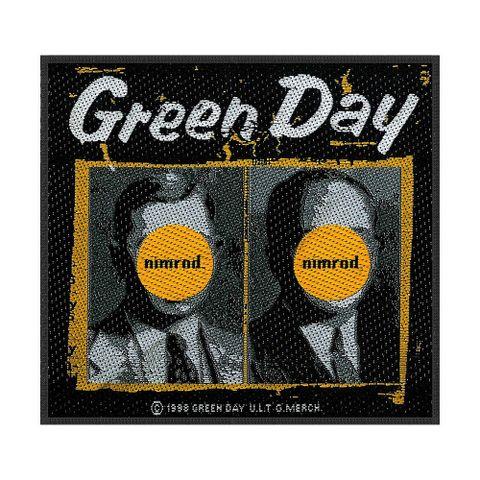 GREEN DAY Nimrod Patch.jpg