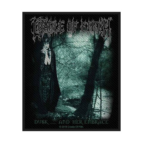 CRADLE OF FILTH Dusk & Her Embrace Patch.jpg