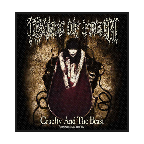 CRADLE OF FILTH Cruelty and the Beast Patch.jpg