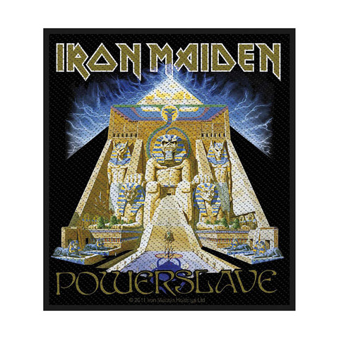 IRON MAIDEN Powerslave Patch.jpg