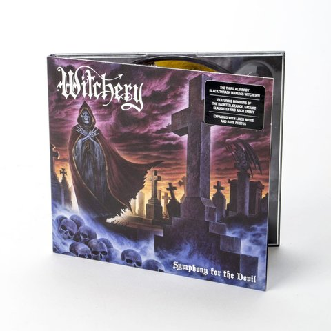 WITCHERY Symphony For The Devil ( Limited Edition, Reissue, Digipak) CD.jpg