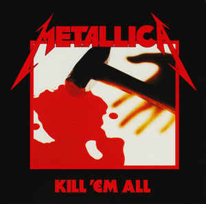 METALLICA Kill Em All (Reissue, Remastered, Digisleeve) CD.jpg
