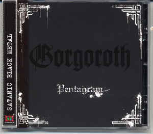 GORGOROTH Pentagram CD.jpg