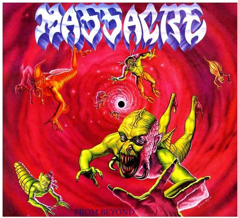 MASSACRE From Beyond (2018 Reissue, Remastered, Digipak) CD.jpg