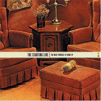 THE STARTING LINE The Make Yourself At Home EP CD.jpg