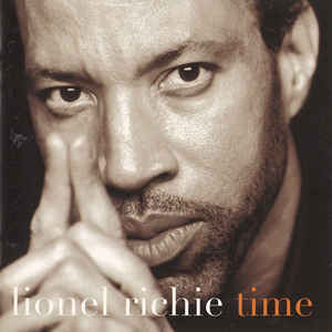 LIONEL RITCHIE Time CD.jpg