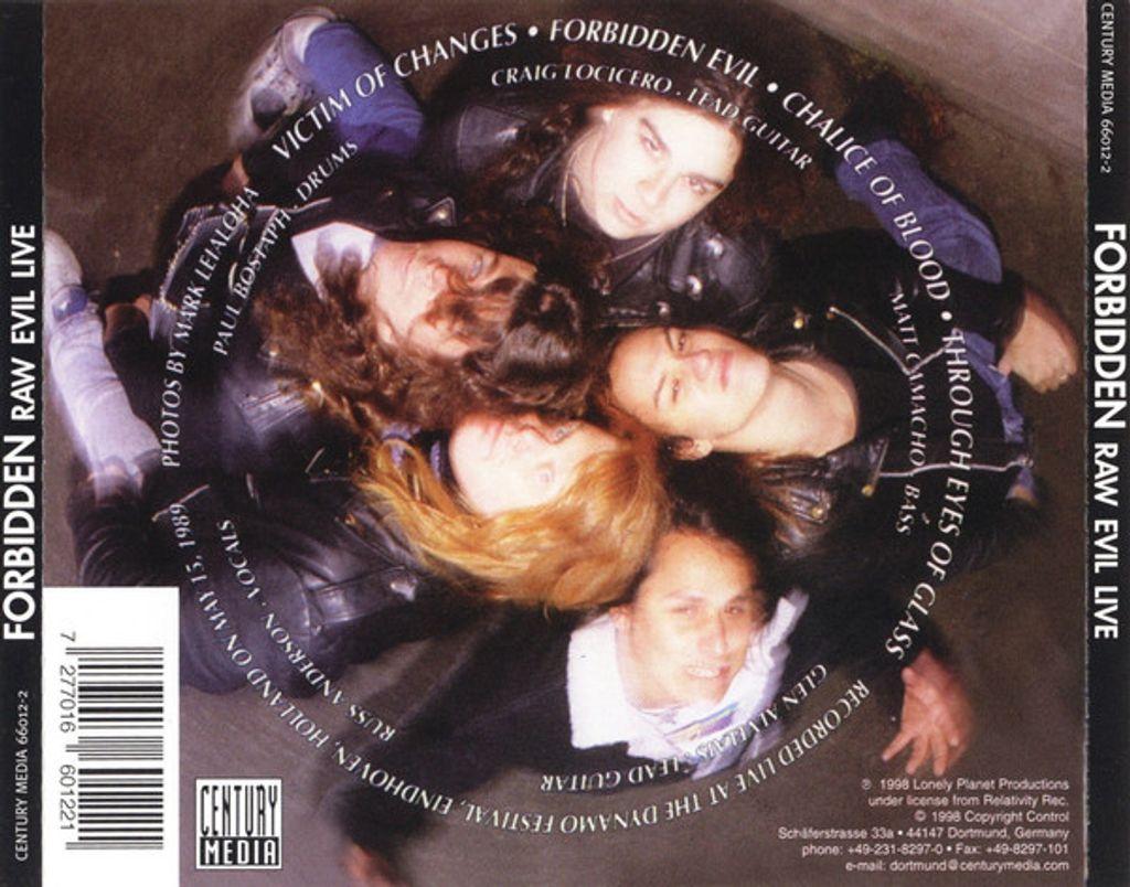 FORBIDDEN Raw Evil Live At The Dynamo CD2.jpg
