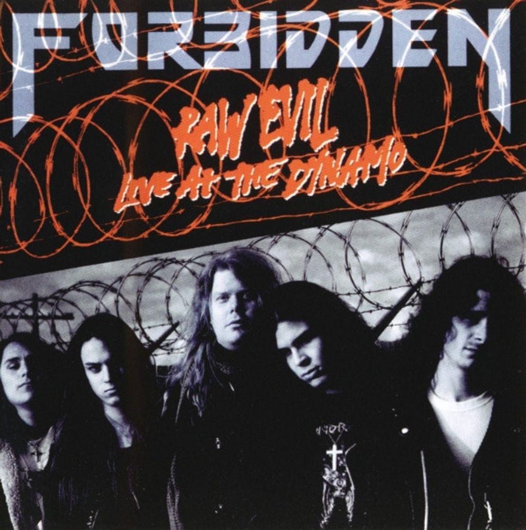 FORBIDDEN Raw Evil Live At The Dynamo CD.jpg