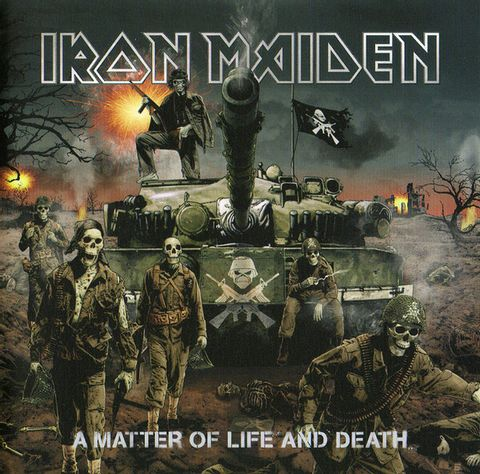 (Used) IRON MAIDEN A Matter Of Life And Death CD Aussie.jpg