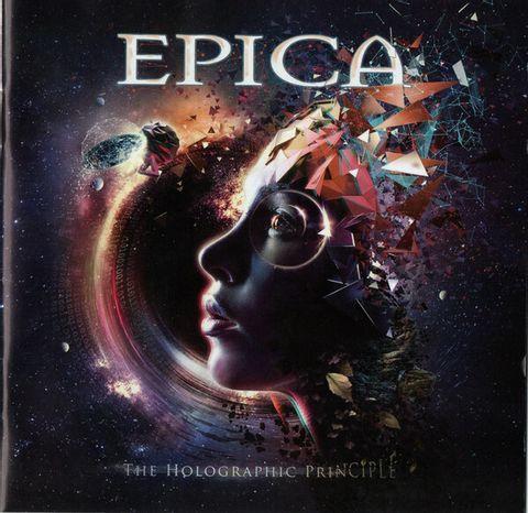 EPICA The Holographic Principle CD.jpg