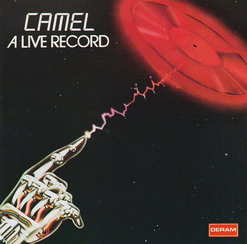 (Used) CAMEL A Live Record 2CD.jpg