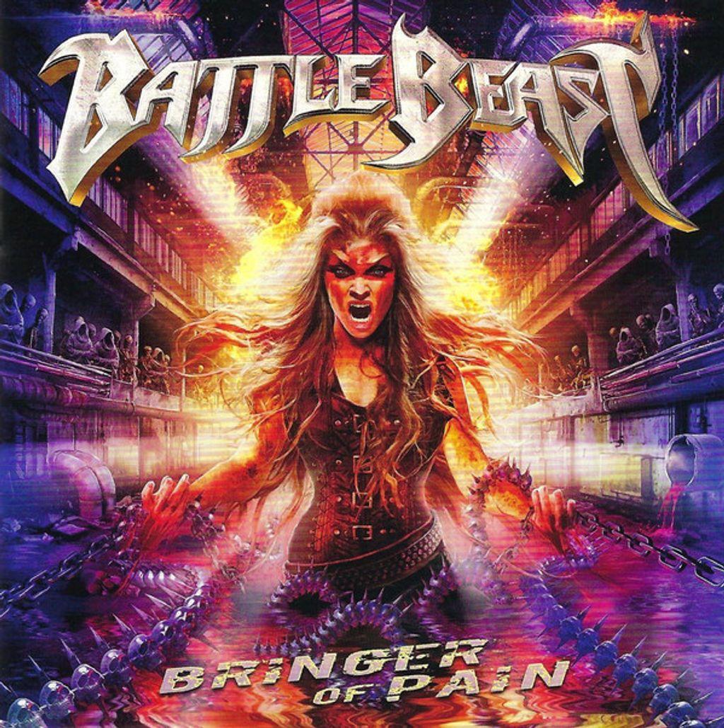 BATTLE BEAST Bringer Of Pain CD.jpg