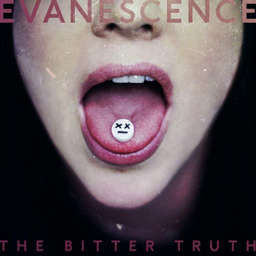 EVANESCENCE The Bitter Truth (Gatefold) 2LP.jpg