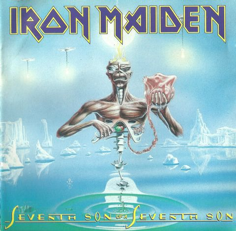 (Used) IRON MAIDEN Seventh Son Of A Seventh Son (Limited Edition) 2CD.jpg