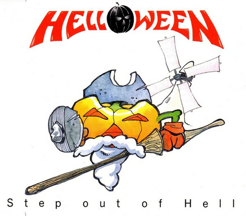 (Used) HELLOWEEN Step Out Of Hell CD.jpg