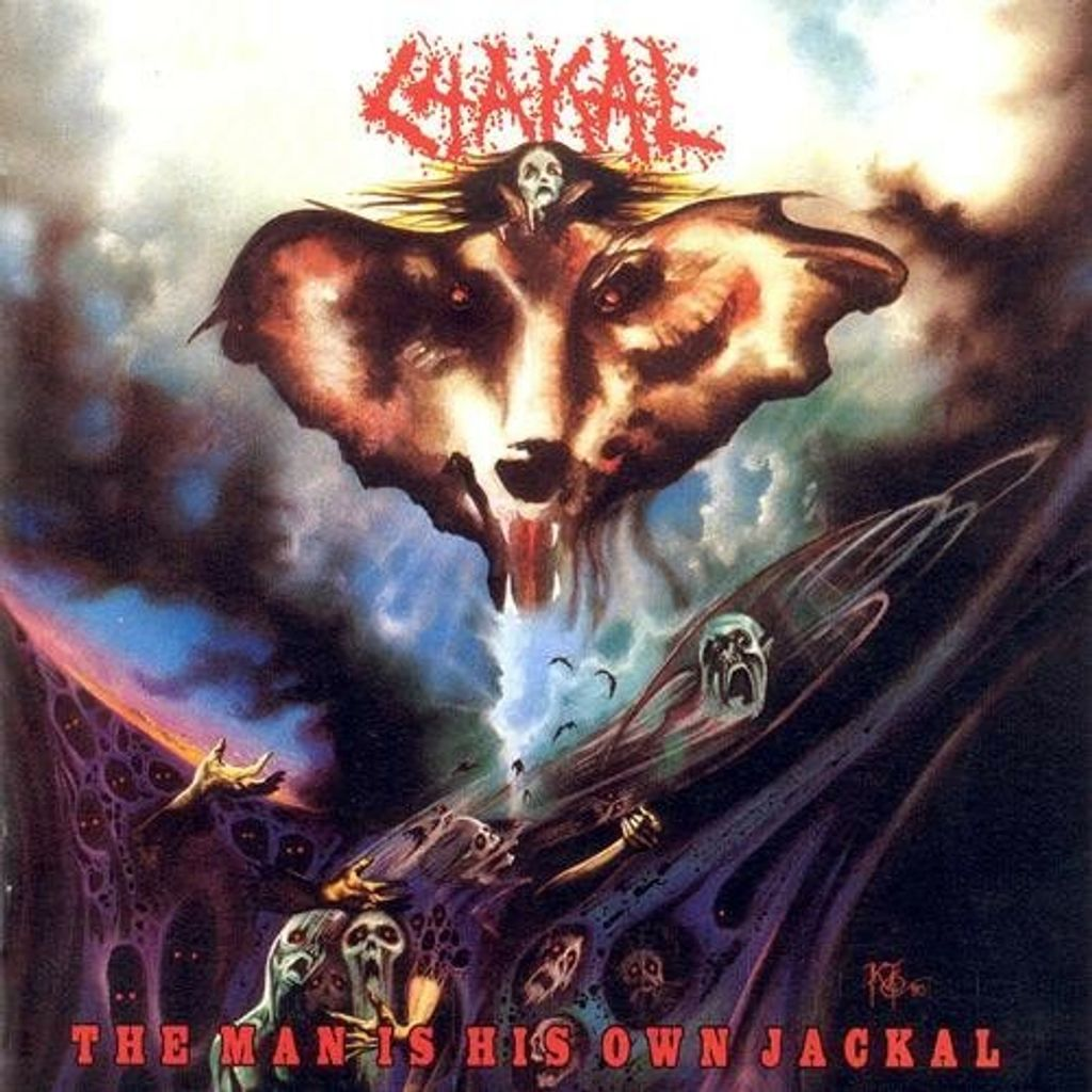 CHAKAL The Man Is His Own Jackal Death Is A Lonely Business CD.jpg