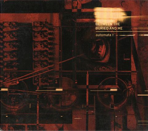 BETWEEN THE BURIED AND ME Automata I CD.jpg