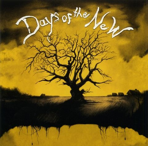 (Used) DAYS OF THE NEW Days Of The New CD.jpg