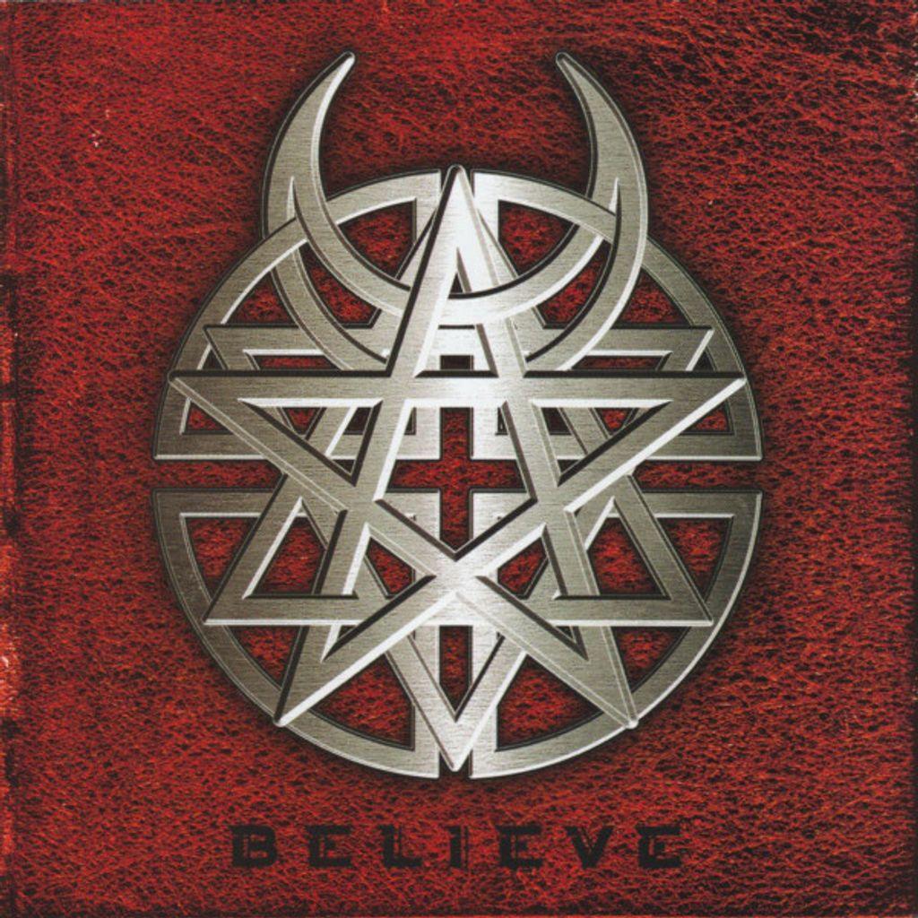(Used) DISTURBED Believe CD.jpg