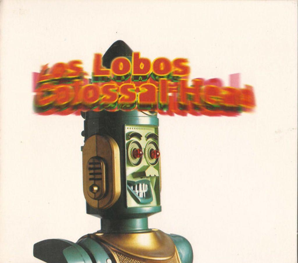 (Used) LOS LOBOS Colossal Head CD.jpg